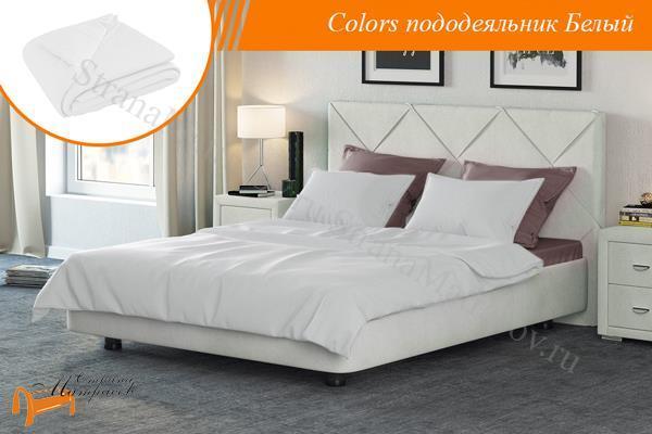 Орматек Комплект постельного белья Пододеяльник Colors пододеяльник колорс. орматек, все размеры, зеленый, оранжевый, како, коричневый, 100% сатин