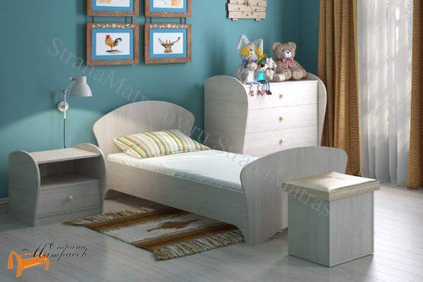 Райтон - детская кровать Райтон Райтон Kids с основанием