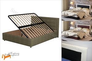 Райтон - Кровать Life Box 2 с боковым подъемным механизмом и ящиком