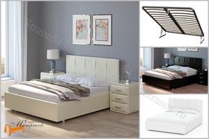 Райтон - Кровать Solis с подъемным механизмом