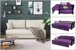 Райтон - Диван - кровать Blossom Middle