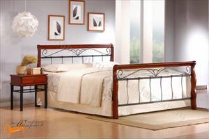 Райтон -  Кровать Garda 4 с основанием ( Гарда 4)