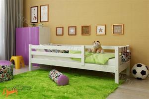 Райтон - Кровать Отто 3 с бортиком и основанием