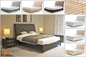 Райтон - Кровать Lester с основанием