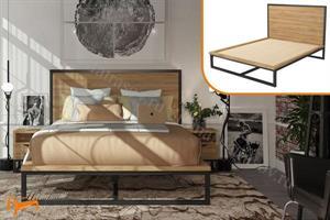 Райтон - Кровать Loft со сплошным основанием