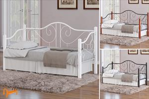 Орматек - Детская кровать (подростковая) Garda 7R - софа с основанием