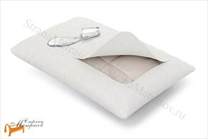Райтон - Наволочка для подушки Flora Alga Maxi (влагостойкий чехол)