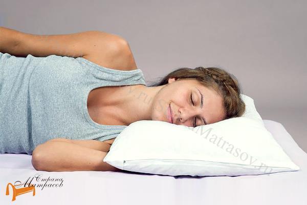Райтон Подушка ClimatGel Max 41 х 61см , девушка, подушка
