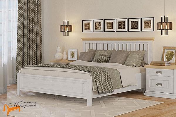 Райтон -  Райтон Комплект кровать Оливия с основанием и тумба Оливия