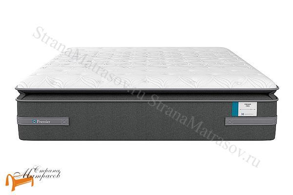 Sealy (США) Матрас Sealy Premier Extra Firm , американский, независимый пружинный блок, матрас с эффектом памяти