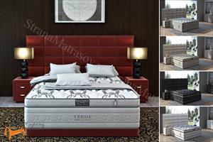 Verda - Кровать Chocolate с основанием Basement
