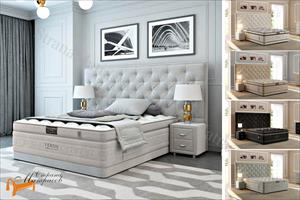 Verda - Кровать Classic с основанием Basement