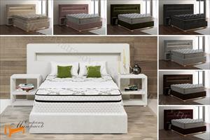 Verda - Кровать Smart с основанием Island M