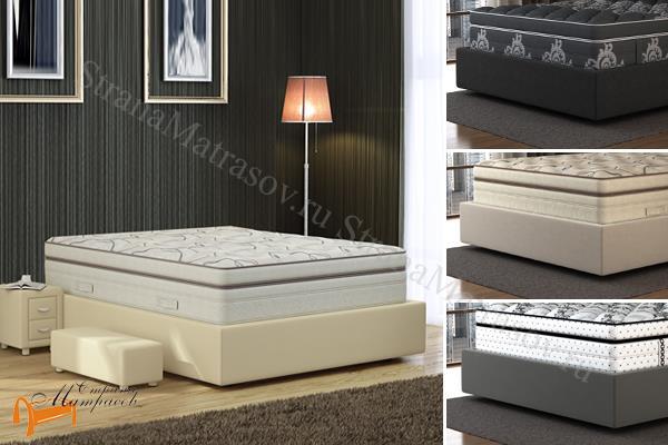 Verda (Орматек) -  Verda (Орматек) Кровать без изголовья Island M