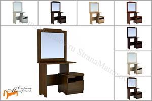 DreamLine -  Туалетный стол Бельфор с зеркалом