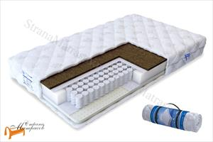 Промтекс-Ориент - Ортопедический матрас Soft Комби 2 TFK 550