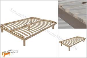 Промтекс-Ориент - Основание для кровати Ортофлекс Б1 (березовое с ножками)
