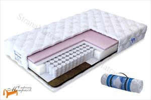 Промтекс-Ориент - Матрас Soft Комби Оптима TFK 550
