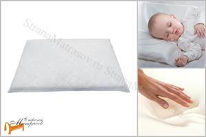Промтекс-Ориент - Подушка для новорожденных Memory 0+   35 x 45 см