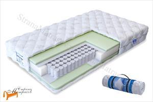 Промтекс-Ориент - Ортопедический матрас Soft Стандарт TFK 550